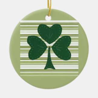 Saint Patrick's day collage series # 15 Ornaments