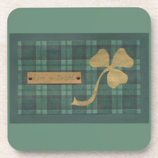 Saint Patrick's day collage series # 4 Coasters