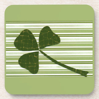 Saint Patrick's Day collage series # 5 Beverage Coasters
