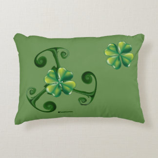 Saint Patrick's Day . Decorative Cushion