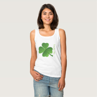 Saint Patrick's Day green tee