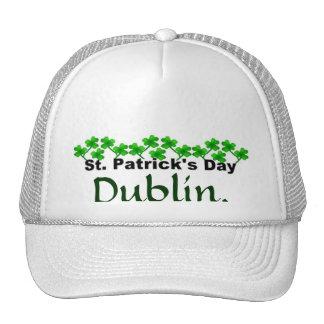Saint Patrick's Day Hat.