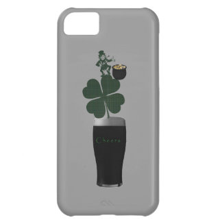"""Saint Patrick's Day Irish Ale""phone case.* iPhone 5C Case"