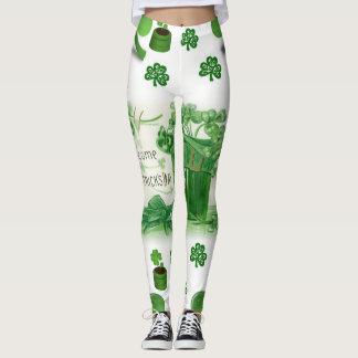 Saint Patrick's Day Leggings