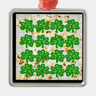 SAINT PATRICKS DAY METAL ORNAMENT