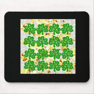 SAINT PATRICKS DAY MOUSE PAD