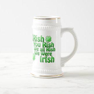 Saint Patrick's Day Mug Coffee Mugs