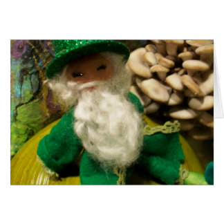 Saint Patrick's Day Note Card