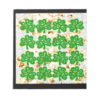 SAINT PATRICKS DAY NOTEPAD
