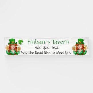 Saint Patrick's Day or Irish Business