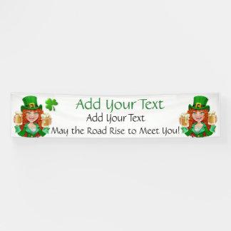 Saint Patrick's Day or Irish Business Decor
