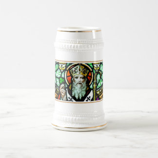 Saint Patrick's Day Religious Gift Beer Mugs