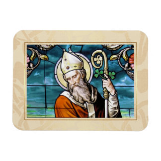 Saint Patrick's Day Religious Gift Magnets
