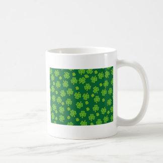 Saint Patrick's Day - Three Leaf Clovers Mug