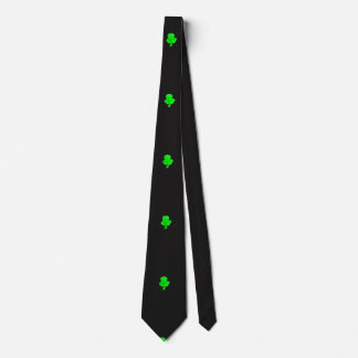 Saint Patrick's Day tie