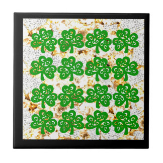 SAINT PATRICKS DAY TILE