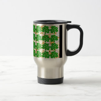SAINT PATRICKS DAY TRAVEL MUG