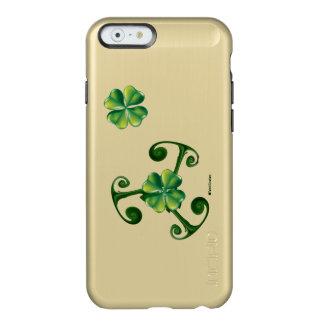 Saint Patrick's Day -Triskele *Lá Fhélie Pádraig Incipio Feather® Shine iPhone 6 Case