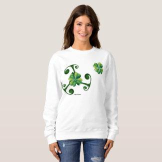 Saint Patrick's Day & Triskele Sweatshirt