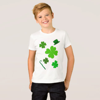 Saint Patrick's Day Tshirt for Boys