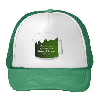Saint Pats Mug Cap