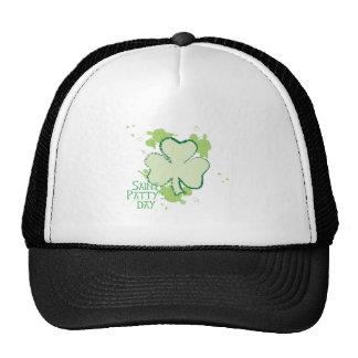 Saint Pattys Day Trucker Hat