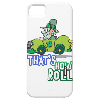 Saint Patty's Day Leprechaun Case For The iPhone 5