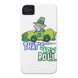 Saint Patty's Day Leprechaun Case-Mate iPhone 4 Cases