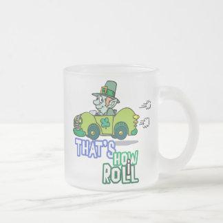 Saint Patty's Day Leprechaun Coffee Mugs