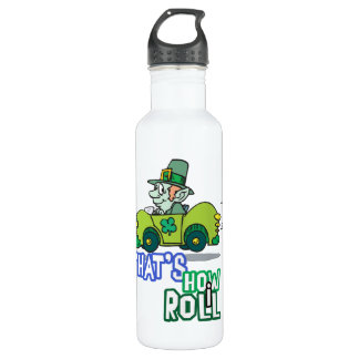 Saint Patty's Day Leprechaun 710 Ml Water Bottle