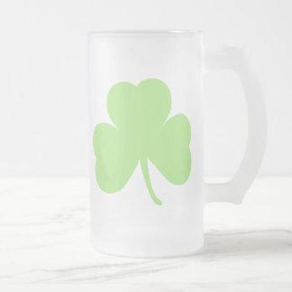 Saint Pattys Day Shamrock Mug
