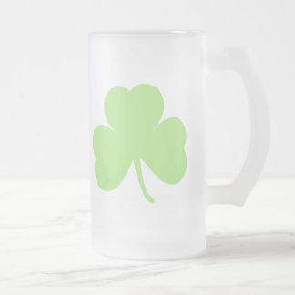 Saint Pattys Day Shamrock Coffee Mug
