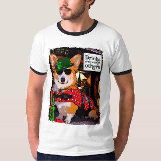 Saint Patty's Day Welsh Corgi T-Shirt