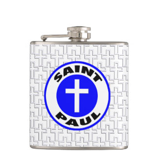 Saint Paul Hip Flask
