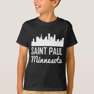 Saint Paul Minnesota Skyline T-Shirt