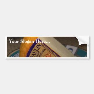 Saint Paulin Cheese Bumper Stickers