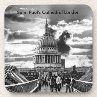 Saint Pauls Cathedral London. Coaster