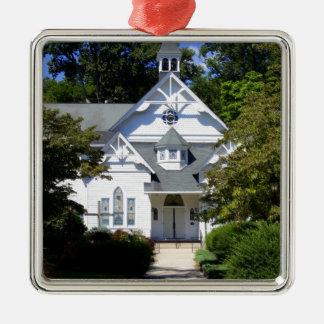 Saint Paul's United Methodist Church Metal Ornament