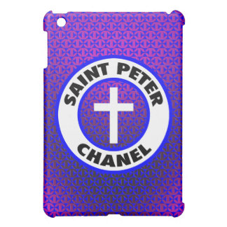 Saint Peter Chanel iPad Mini Covers