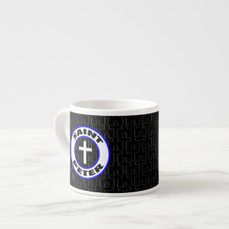 Saint Peter Espresso Cup