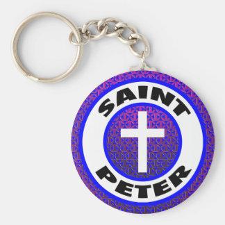 Saint Peter Key Ring