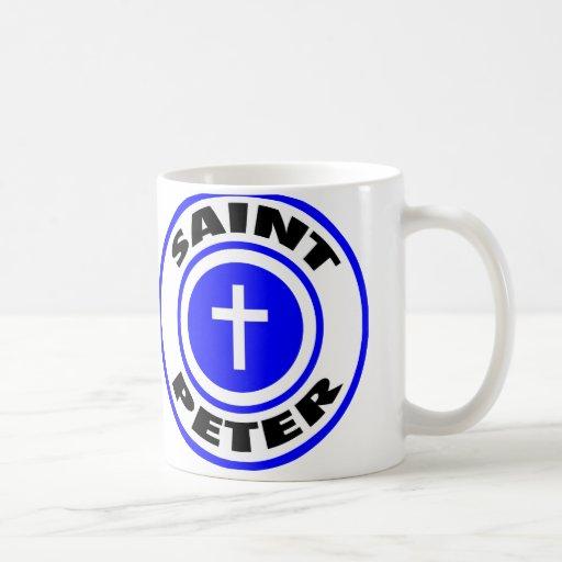 Saint Peter Mug