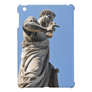 Saint Peter statue in Rome, Italy iPad Mini Cover
