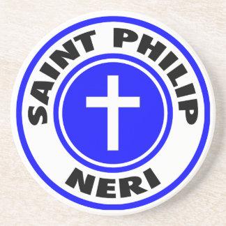 Saint Philip Neri Coaster