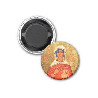 Saint Photina / Svetlana Orthodox Icon Magnet