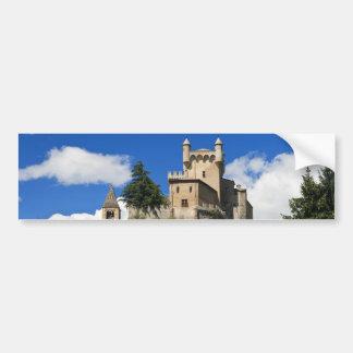 Saint Pierre Castle Bumper Sticker