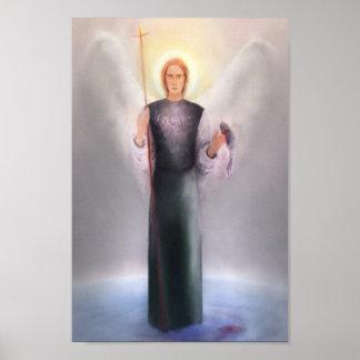 Saint Raphael Poster