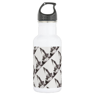 Saint Rose of Lima Ascends to Heaven 532 Ml Water Bottle