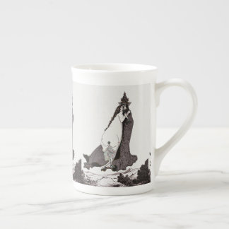 Saint Rose of Lima Ascends to Heaven Tea Cup