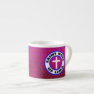 Saint Rose of Lima Espresso Cup